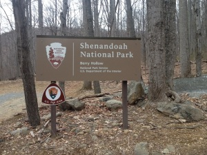 lodging near Shenandoah National Park