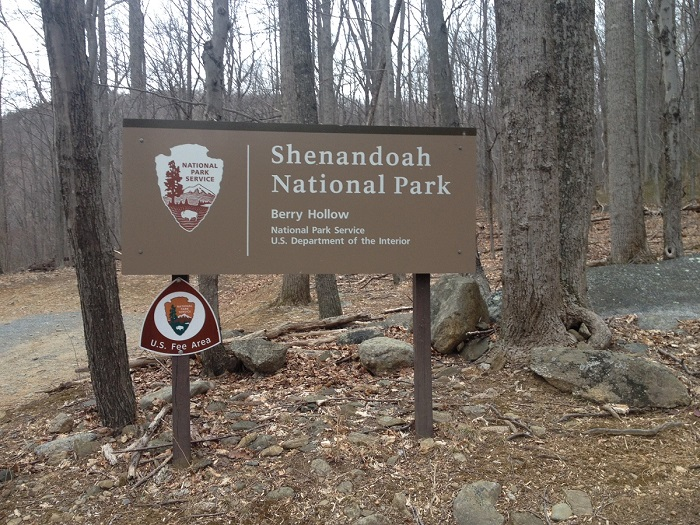 Shenandoah National Park Lodging
